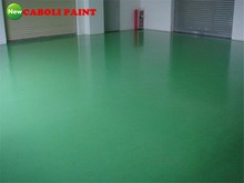 Caboli industrial chemical with floor coating paint