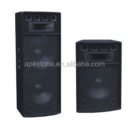 made in china full range pa speakers cheap professional studio speakers