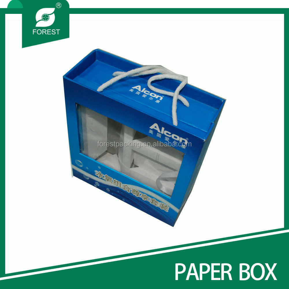 BEST QUALITY CUSTOM GLASSED NURSING LIQUID PACKING BOXES