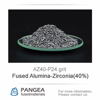 AZ40-P for Coated Abrasives Fused Alumina Zirconia