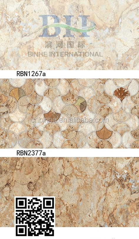 300x600 marble tile wall tile,3d flooring ,decorative wall tile
