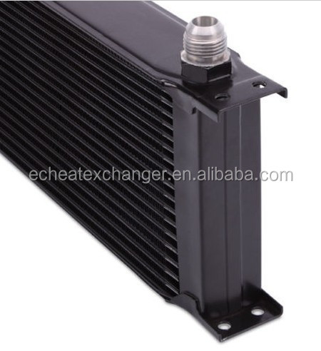 Customized 16 Row SliverTransmission Oil Cooler, An-10,Central Distance 128,175,210,248,318mm,Power Steering