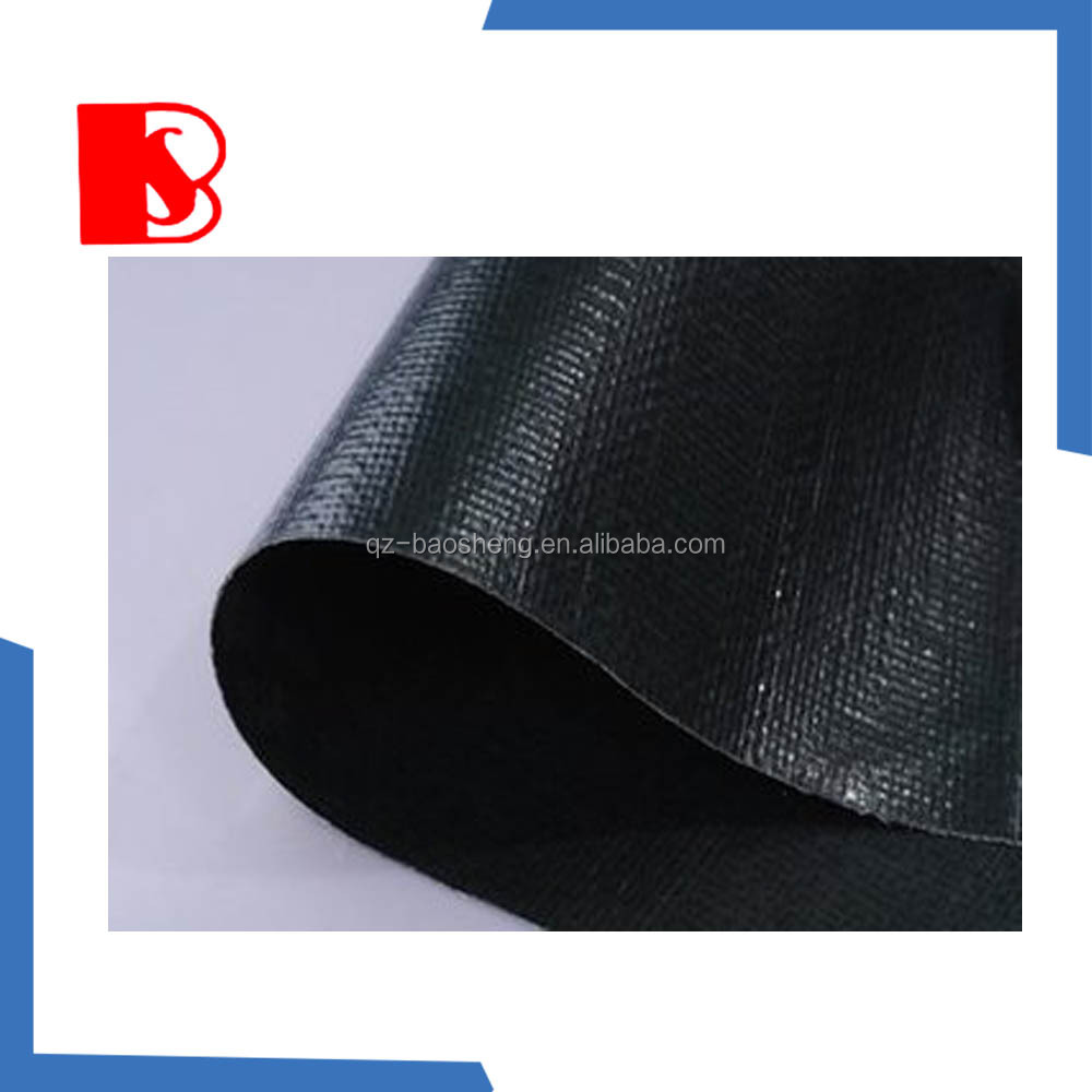 Eyelets LDPE Tarpaulin Sheet With Both Laminated Side For Truck And Cargo Cover