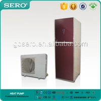Durable Air Source All In One Type Heat Pump Water Heater 8KW