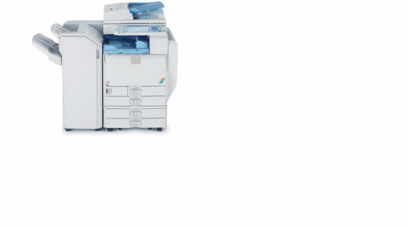 color photocopier/printer/scanner