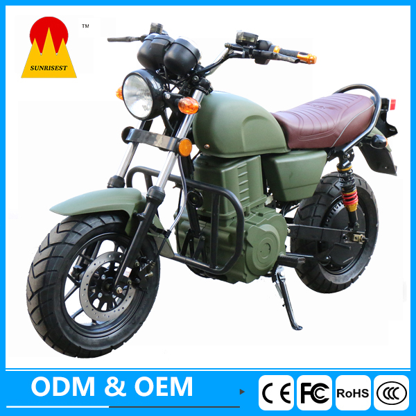 High power fast 1000w electric battery powered motorcycle with Lead-Acid battery