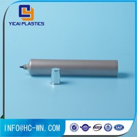 Foil Sealing Natural Round Cosmetics Tube