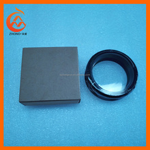 Excavator propelling motor mechanical face seal