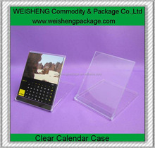 cd calendar case jewel box,calendar case plastic,plastic cd case