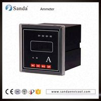 ampere meter ac analogue panel meter single phase ammeter with price