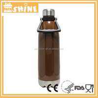 Insulated Flasks And Thermos Stainless Steel Sports Water Bottles
