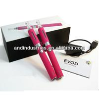The EVOD Starter Kit is a great kit to introduce new vapers to advanced electronic cigarettes.