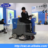 CWZ X7 Floor Washing Cleaning Auto Scrubber Machine