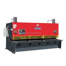 QC11Y/K-6*3200hydraulic CNC guillotine plate shears,shear brake roll 3-in-1 machine