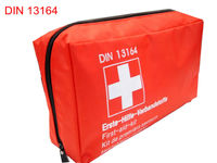 Europe Germany standard car safety kit auto DIN 13164 first aid kit