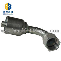 hose nipple fitting 2405 for hydraulic press machine