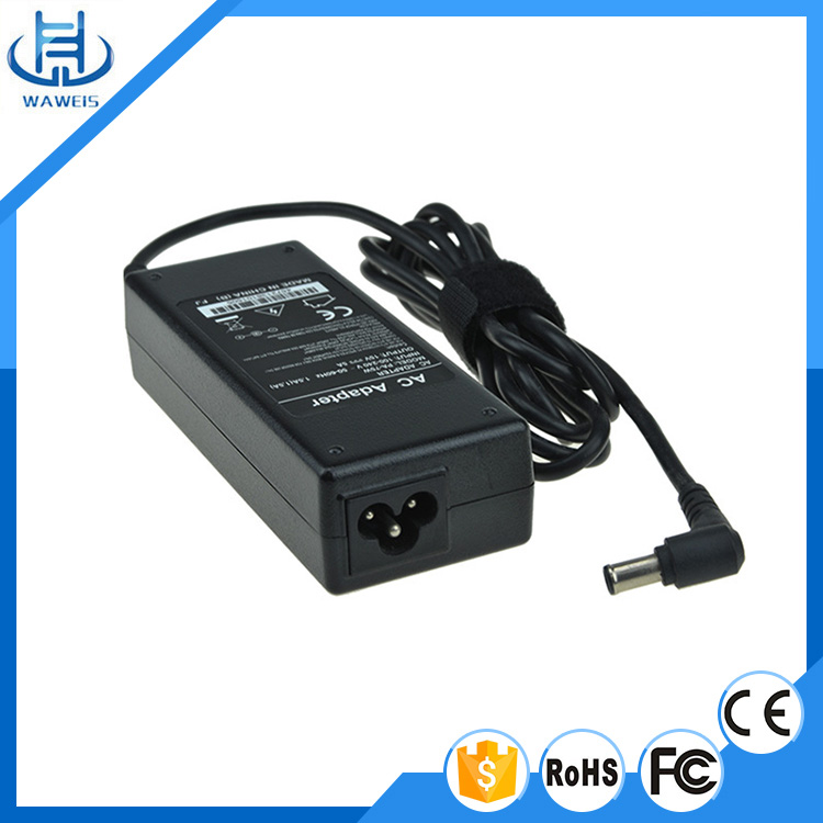 Great quality laptop power For sony 19.5V 4.7A PCG-FR100 GRS GRX PCG-NV VGN-FS GP-AC19V26