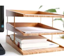 3-tier Mini Desk Organizer file holder