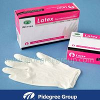 latex examination glove film blue in malaysia