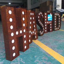 Cheap Factory Price marquee led letter
