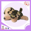 camo dog type plush toy
