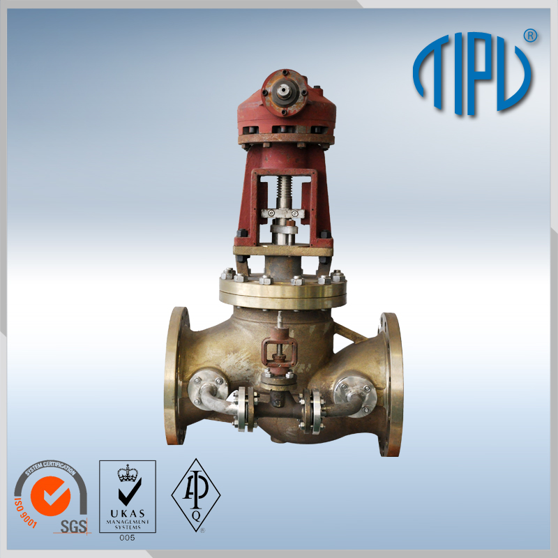 low pressure flow control lpg gas valve for oil and gas