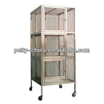 Stainless Steel Cage-Cat