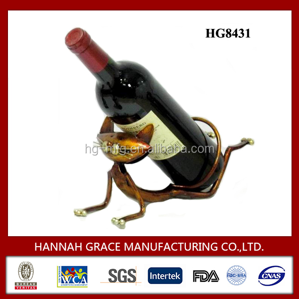 Novelty Funny Animal Wine Bottle Holder