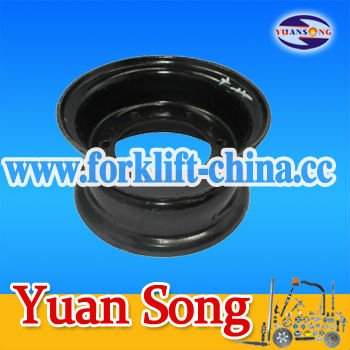 Forklift RIM 650-10 for sale forklift tire rims 650*10