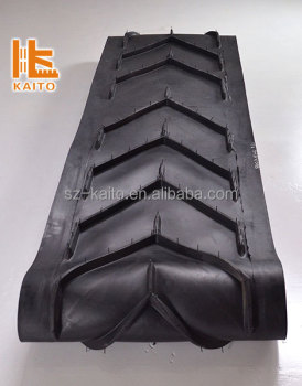Rubber CONVEYOR BELT for Wirtgen road milling machine Made in China
