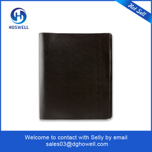 Good Quality Wholesale Notebooks Advertising Leather Portfolio. organizer bag, planner, desk organizer