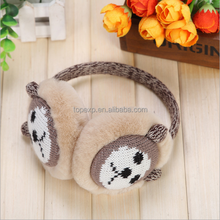 cute heated animal earmuffs