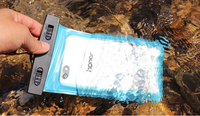 Waterproof Pouch Universal Phone Bag Clear Transparent Swim Diving Case Cover For iphone6