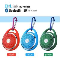 Portable Wireless Bluetooth Speaker - High Quality Bass System - Home, Outdoor & Travel Use (Blue)