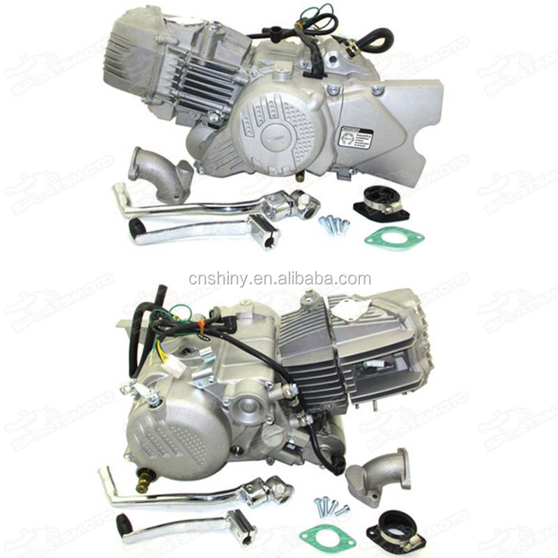 4 Stroke 1P60YMJ Zongshen ZS 190cc 2 V valve Engine Motor 5 Speed For Monkey Dax Z50 Gorilla Dirt Pit Bike