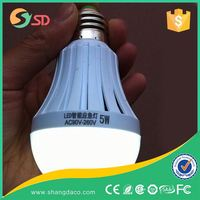 Shangda New design r7s led 118mm 8w r7s led 118mm dimmable 30w rechargeable led emergency bulb