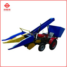 Mini Corn Harvesting Machine/ Tractor Mounted Corn Harvester Machine/2-Row Maize Combine Harvester