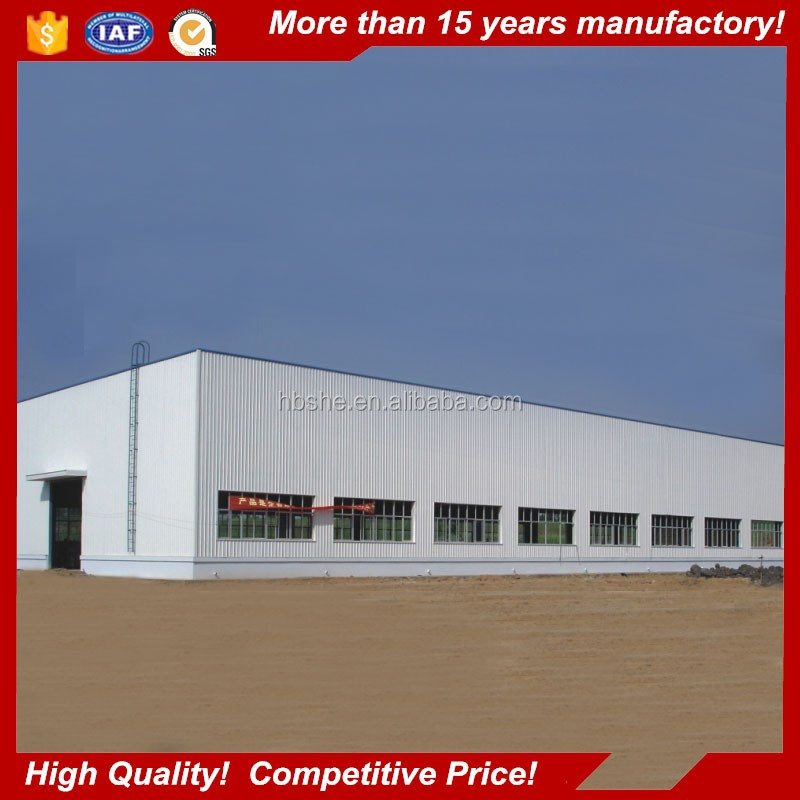 Top industrial factory building construction factory/ company