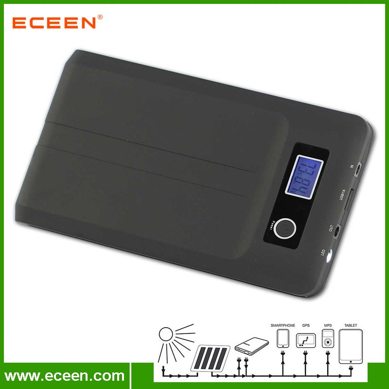 16000mAh Waterproof Solar Power Bank