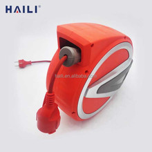 15m GS approve spring loaded plastic cable reel