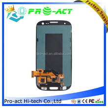lcd Touch Screen for Samsung Galaxy S3 LCD Display Digitizer Replacement White Black Blue i9300 i9305 i747 t999 i535 r530 l710