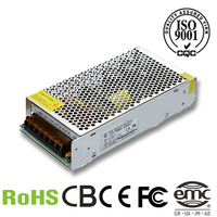 Metal case PSU single output dc constant voltage 120w switching mode power supply