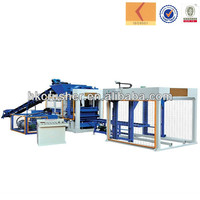 highly automatic gypsum block making machine