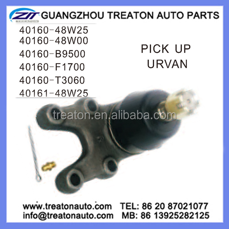 AUTO PART BALL JOINT FOR NISSAN PICK UP URVAN 40160-48W25/40160-48W00