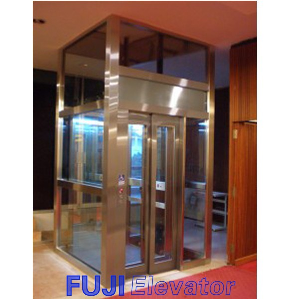 Glass Elevator Small Residential Elevator Small Villa
