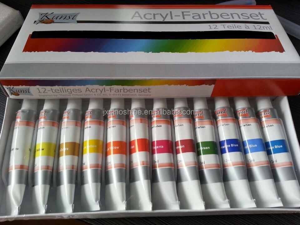 Wholesale acrylic paint color online buy best acrylic for Acrylic paint in bulk