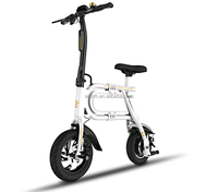 Low cost for electric mini assist bike car motorized push E bicycle to sale