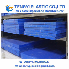 Blue Nylon sheet manufacturer
