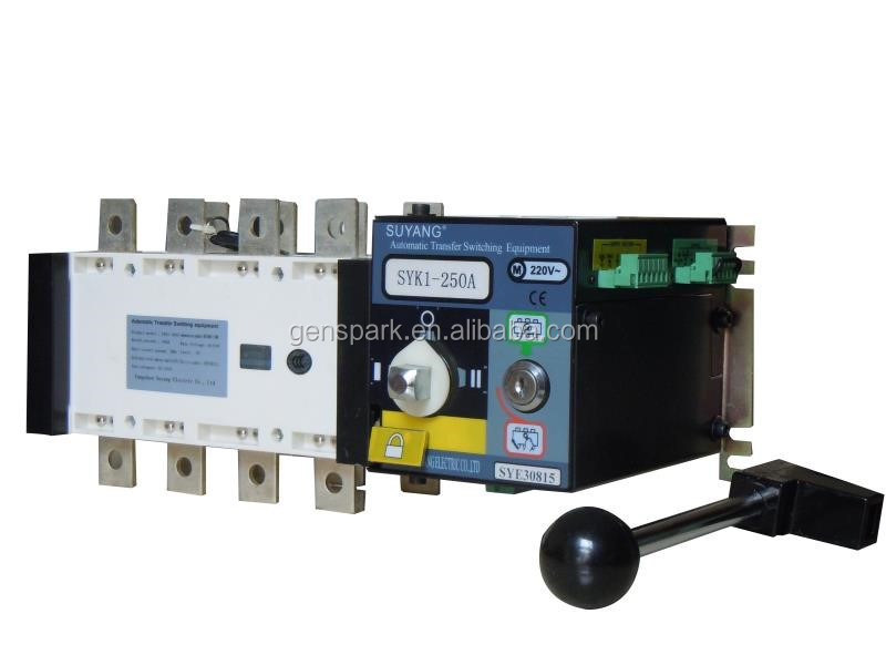 Generator Automatic Transfer Switch 100A for Sale
