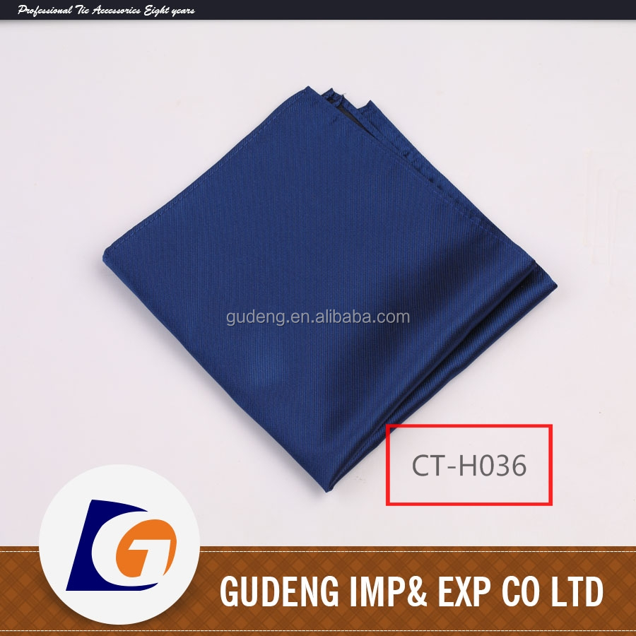 100% polyester handkerchief for mens